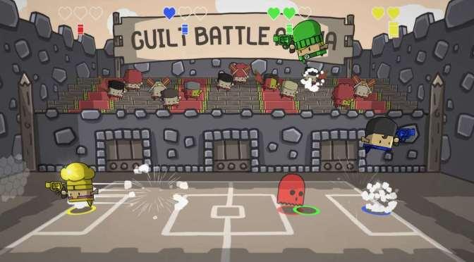 Guilt Battle Arena Review