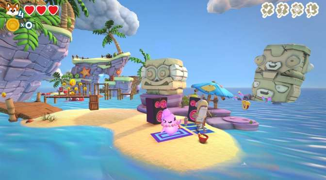 Super Lucky's Tale: Gilly Island DLC Review