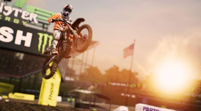 Monster Energy Supercross Review