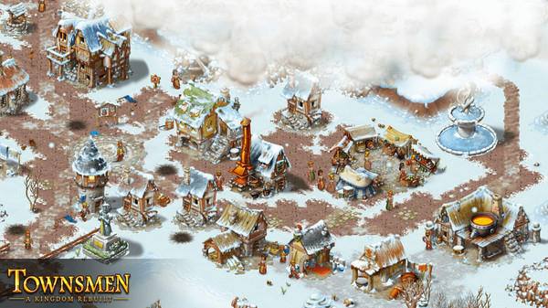 Townsmen- A Kingdom Rebuilt (PC)