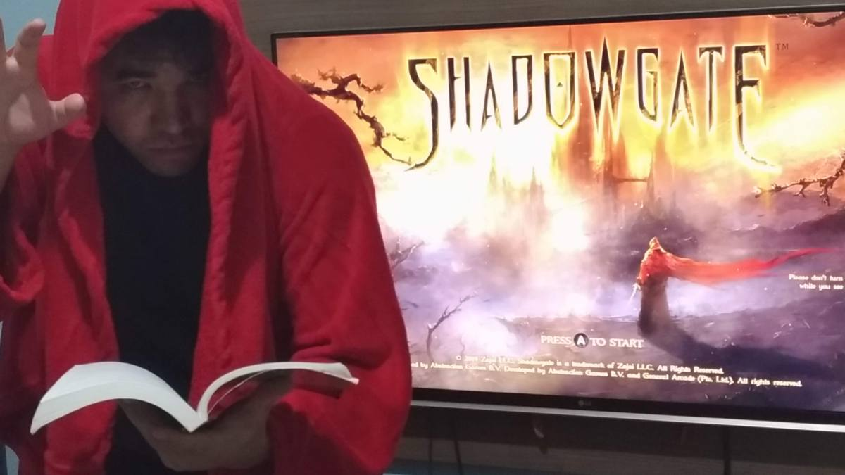 REVIEW: Shadowgate