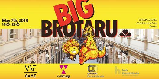 Big Brotaru – or the proof that Belgium has many game dev talent.