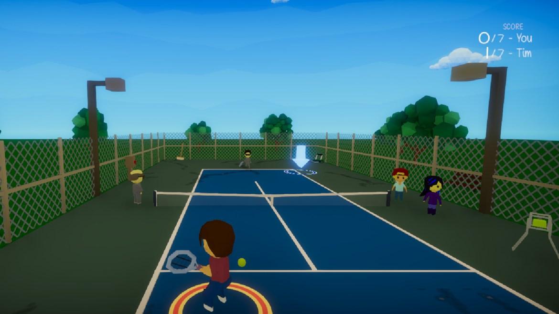 Tennis Story