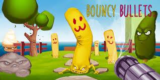 Bouncy Bullets