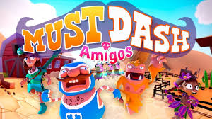 Review: Must Dash Amigos