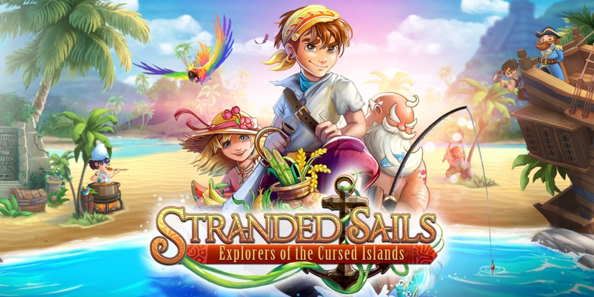 Review: Stranded Sails – Explorers of the Cursed Islands.