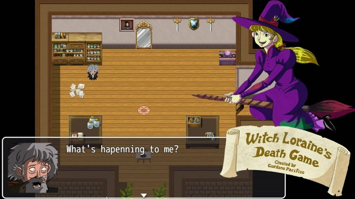 Review: Witch Lorain's Death Game