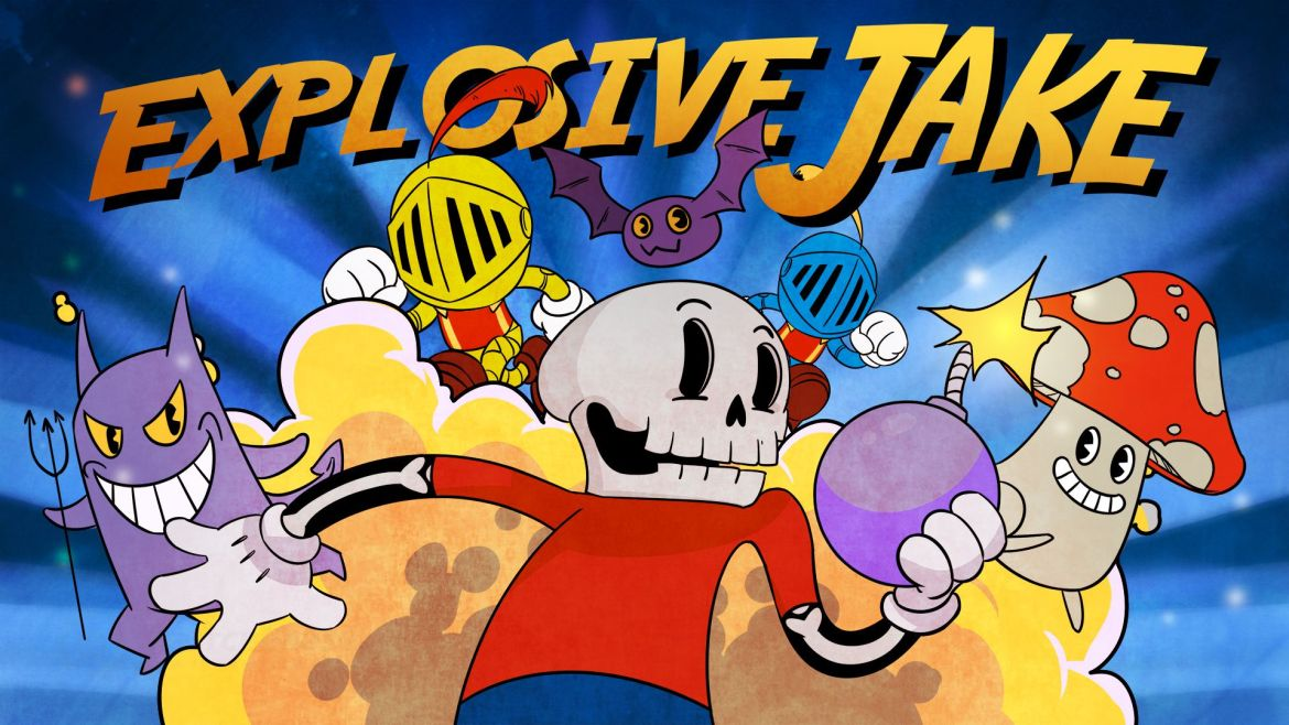 Short Review: Explosive Jake