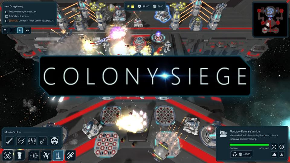 Review: Colony Siege