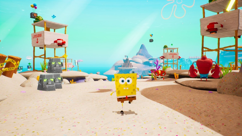 Review: Spongebob Squarepants Battle for Bikini Bottom – Rehydrated