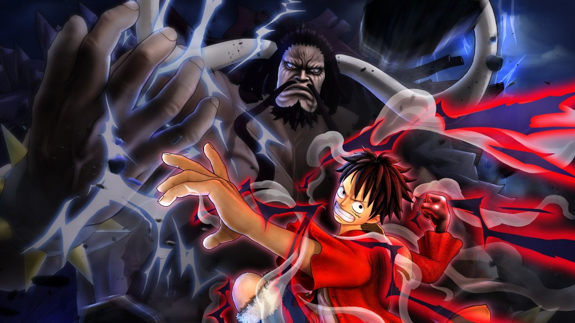 Review: One Piece Pirate Warriors 4