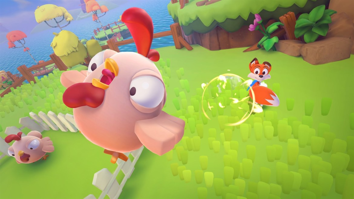 Review: New Super Lucky's Tale