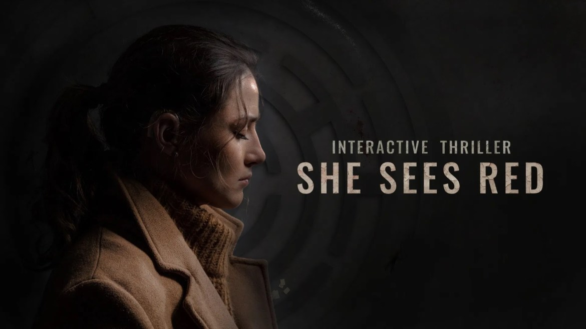 Review: She Sees Red