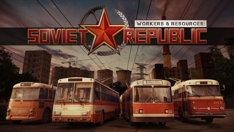 Review: Workers & Resources: Soviet Republic