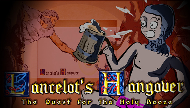 Review: Lancelot's Hangover: The Quest for the Holy Booze