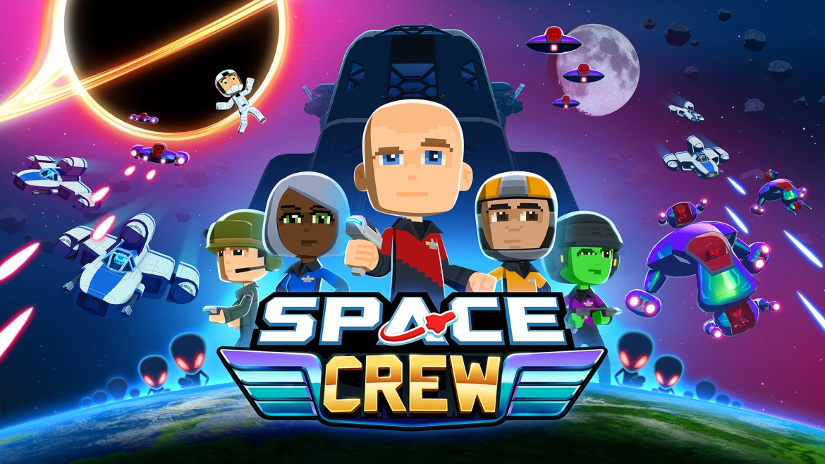 Review: Space Crew