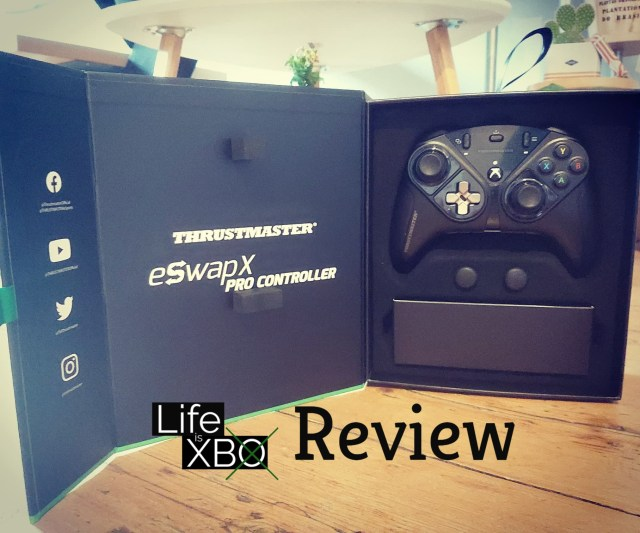 Hardware review: ESWAP X PRO CONTROLLER