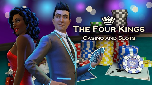 Review: The Four Kings Casino and Slots