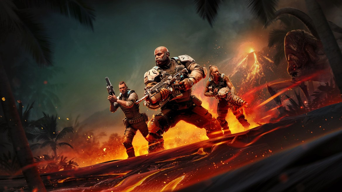 Review: Gears 5 Hivebusters