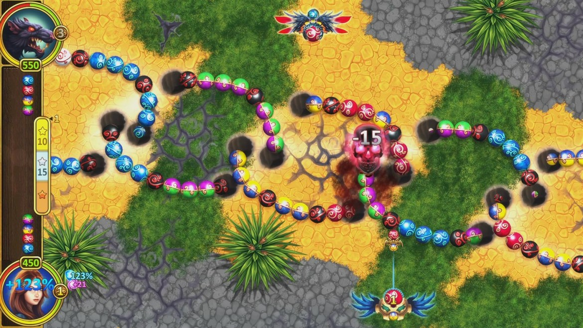 Review | Marble Duel