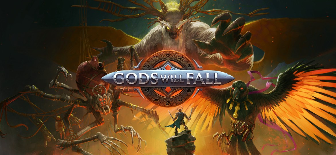 Review   Gods Will Fall