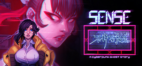 Review | Sense – A Cyberpunk Ghost Story