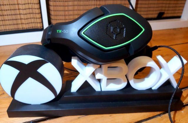 Review   Gioteck – TX50