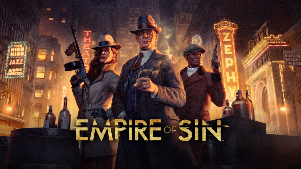 Review | Empire of Sin