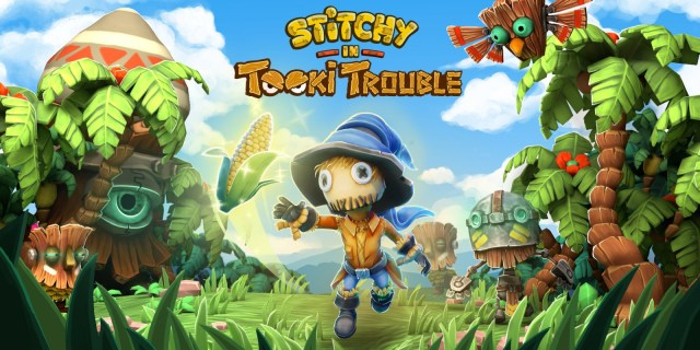 Review   Stitchy in Tooki Trouble