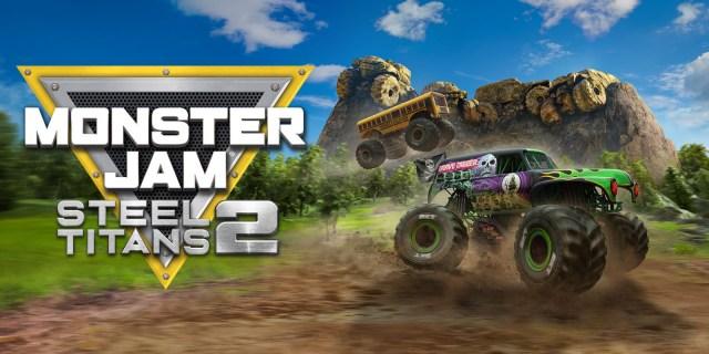 Review   Monster Jam Steel Titans 2