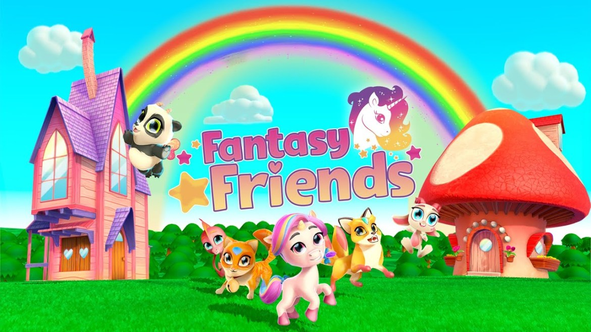 Review | Fantasy Friends