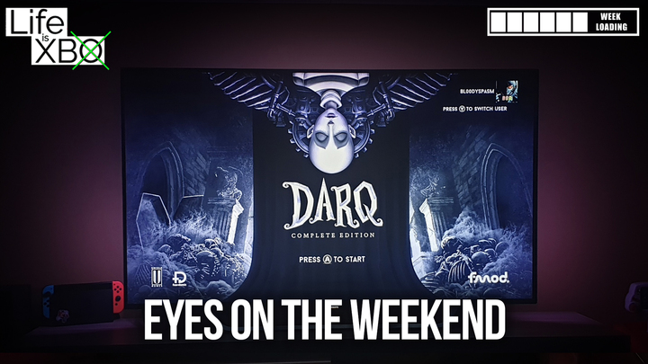 Eyes on the Weekend (10-11 April)