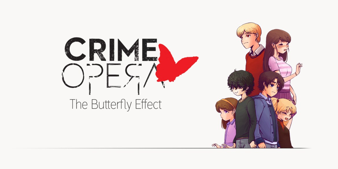 Review | Crime Opera: The Butterfly Effect