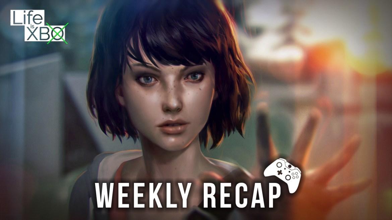 Weekly Recap – May 9th to May 15th