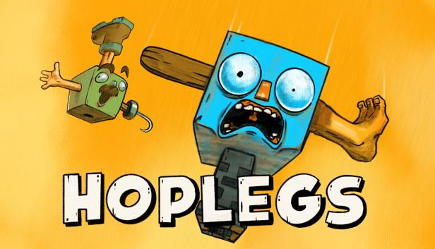 Preview | Hoplegs