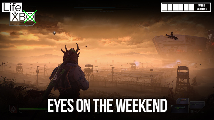 Eyes on the Weekend (May 1-2)