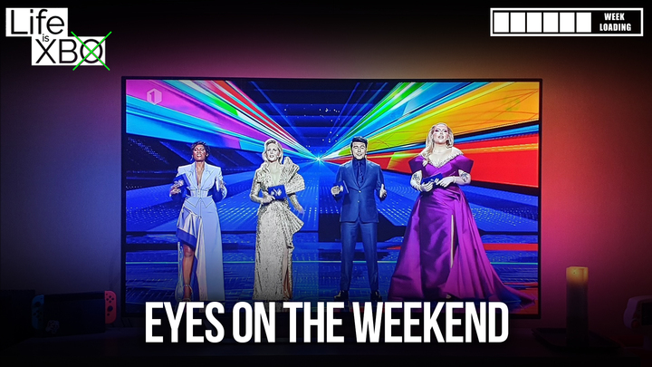 Eyes on the Weekend (22-24 May)