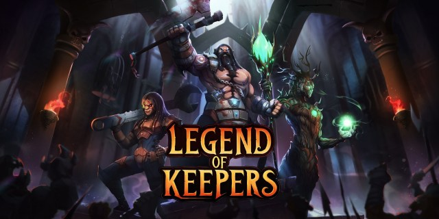 Review   Legend of Keepers