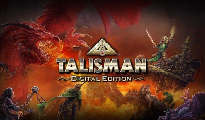 Review | Talisman: Digital Edition