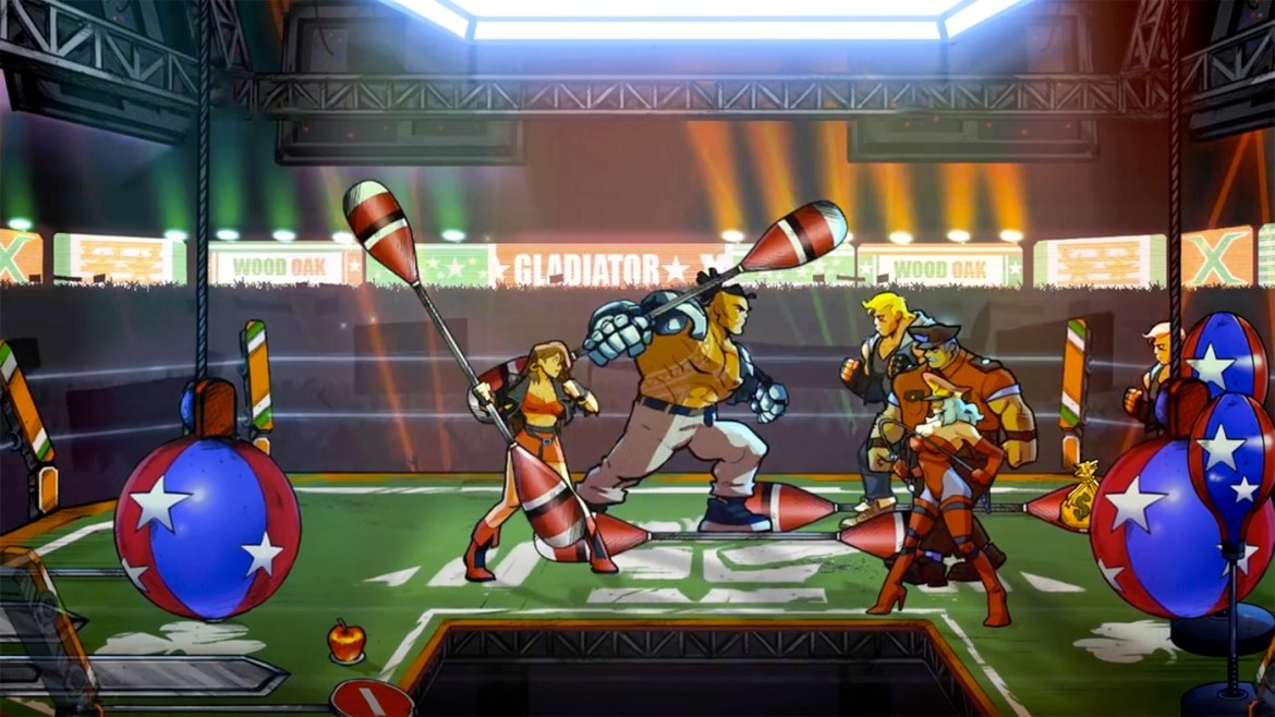Review | Streets of Rage 4 Mr. X Nightmare DLC