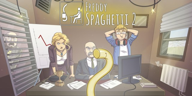 Review   Freddy Spaghetti 2.0