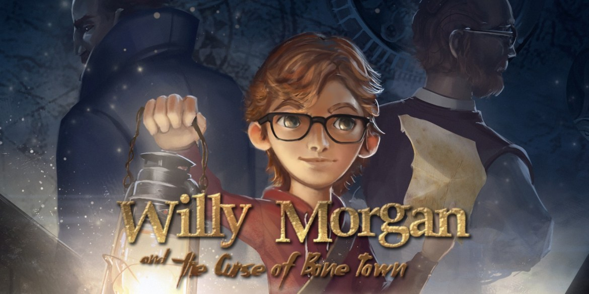 Review | Willy Morgan and the Curse of Bone Town