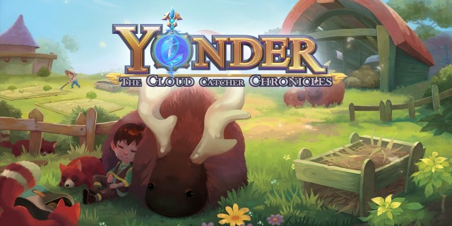Second Opinion Review   Yonder: The Cloud Catcher Chronicles