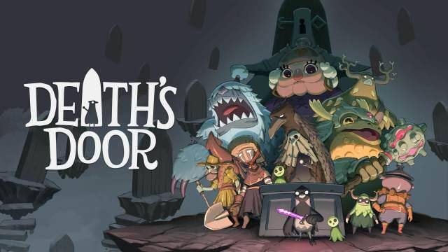 Review   Death's Door