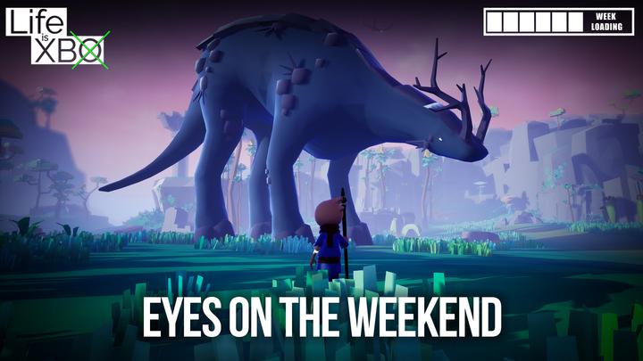 Eyes on the Weekend (31-01)