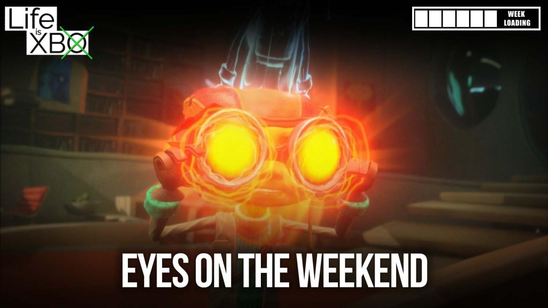 Eyes on the Weekend (#36)