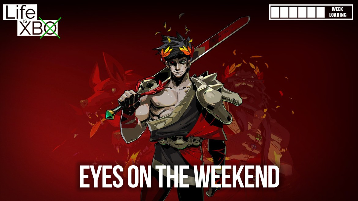 Eyes on the Weekend (14-15 August)