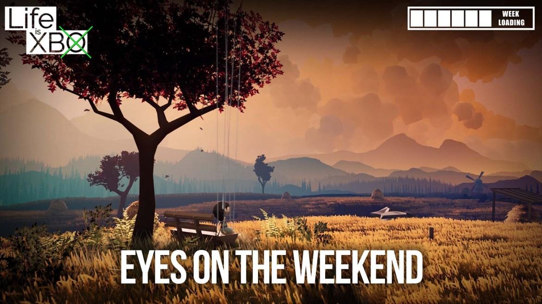 Eyes on the Weekend (September 25-26)