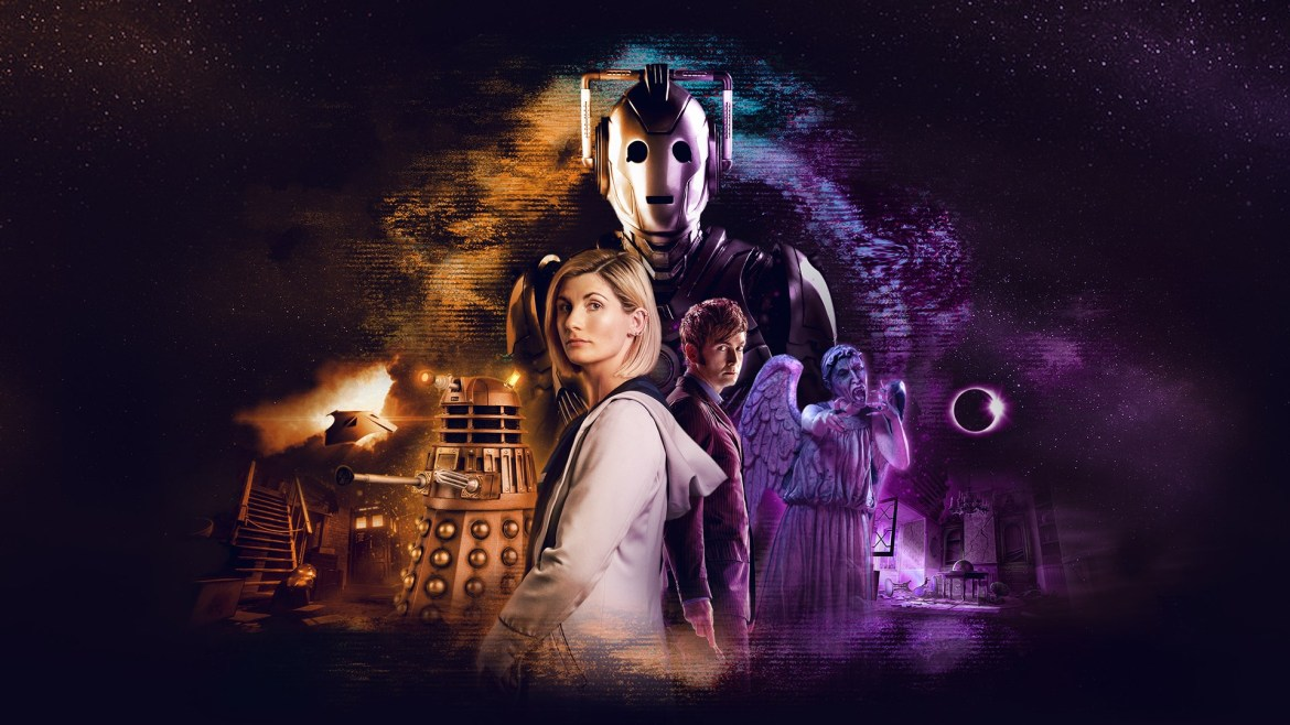 Review   Doctor Who The Edge of Reality