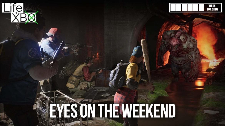 Eyes on the Weekend (15-17 October)